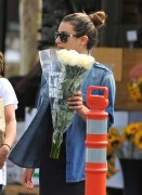 Lea Michele - Shopping at Whole Foods in LA 6/27/16