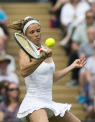 Camila Giorgi at 2016 Wimbledon Round 1 x30 mixed Q