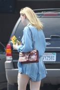 Elle Fanning - Out in LA 6/28/16