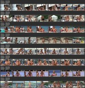 Sexy Nudists Women Filmed on Voyeur Camera at the Beach (NudeBeach ch14018-14025)