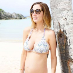 Eva Amurri Martino in bikini Instagrams x5