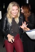 Chloe Grace Moretz - Leaving Arclight Cinema in Hollywood 6/30/16
