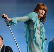 Florence Welch -                    British Summertime Festival Hyde Park London July 2nd 2016.