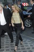 Vanessa Paradis -               Vogue Party Arrival Paris July 6th 2016.