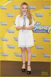Sabrina Carpenter - Adventures in Babysitting photo call in Spain 7/06/16
