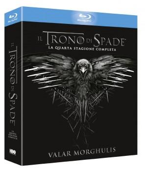 Il Trono di Spade - Stagione 4 (2014) [5 Blu-Ray] Full Blu-Ray 174Gb AVC ITA DTS 5.1 ENG DTS-HD MA 5.1 MULTI