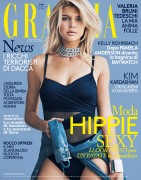 Kelly Rohrbach -               Grazia Italy Magazine (July 2016) Dean Isidro Photos.