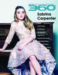 Sabrina Carpenter - 360 Magazine