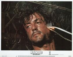 Рэмбо: Первая кровь 2 / Rambo: First Blood Part II (Сильвестр Сталлоне, 1985)  - Страница 2 E41211494299121