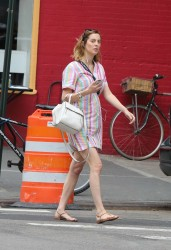 Eva Amurri Martino out in New York City x16