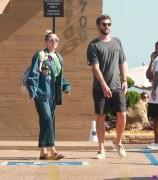 Miley Cyrus - At Nobu in Malibu 7/9/16