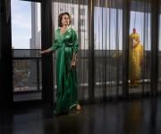 Sigourney Weaver - Philip-Lorca diCorcia Photoshoot for August 2016 Harper's Bazaar