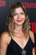 "Jill Hennessy -                   ""The Infiltrator"" Premiere July 11th 2016."