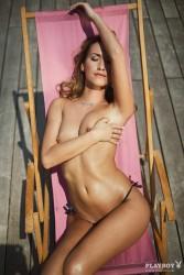 Nackt stefanie balk Stefanie Balk