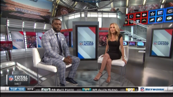 Lindsay Rhodes - NFL network Total Access Show