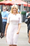 Holly Willoughby -                    ''This Morning'' Show London July 14th 2016.