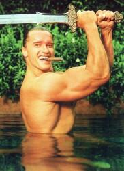 Конан Разрушитель / Conan the Destroyer (Арнольд Шварцнеггер, 1984) 5782b5495438397