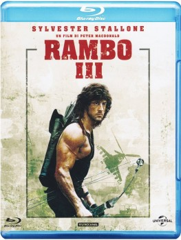 Rambo III (1988) [Uncut Ultimate Edition] Full Blu-Ray 36Gb AVC ITA DTS 2.0 ENG DTS-HD MA 5.1 MULTI