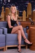 "Heidi Klum -                     ""The Tonight Show Jimmy Fallon"" New York City July 19th 2016."