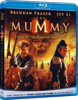 La mummia - La tomba dell'Imperatore Dragone (2008) Full Blu-Ray 44Gb AVC ITA DTS 5.1 ENG DTS-HD MA 5.1 MULTI