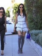 Olivia Munn - Out for lunch in Beverly Hills 7/20/16