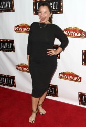 Fran Drescher - Opening of 'Cabaret' At Hollywood's Pantages Theatre (7/20/16)