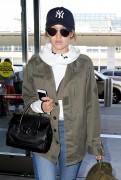 Gigi Hadid - At LAX Airport 7/20/16