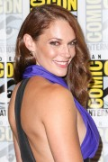 Amanda Righetti -                  ''Colony'' Press Line San Diego July 21st 2016.