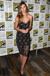 "Aly Michalka - ""iZombie"" Press Line during Comic-Con International 7/22/16"