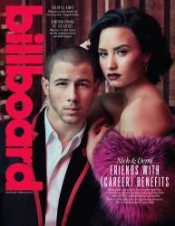 Demi Lovato - Billboard Magazine July 30, 2016