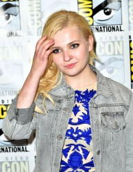 Abigail Breslin - 'Scream Queens' Press Line at 2016 Comic-Con in San Diego 7/22/16