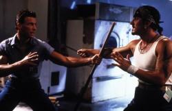 Ордер на смерть (Смертельный приговор) / Death Warrant; Жан-Клод Ван Дамм (Jean-Claude Van Damme), 1990 92a686496587414