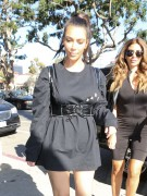 Kim Kardashian - Out for lunch in Brentwood 7/21/16