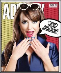 Milana Vayntrub - Adweek Magazine - July 25, 2016