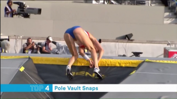 Top 5 Pole Vault snaps
