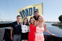 Masiela Lusha at IMDb Yacht at Comic-Con 2016 x6