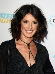 Shenae Grimes at Amateur Night premiere in Hollywood 25th July 2016