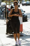 Nicole Murphy - Spotted On Melrose Place In West Hollywood (7/26/16)