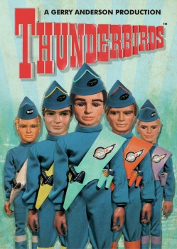 Thunderbirds - Stagione 2 (1966) [Completa] .avi DVDRip MP3 ITA