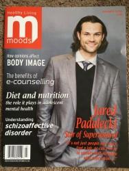 Джаред Падалеки в журнале Moods