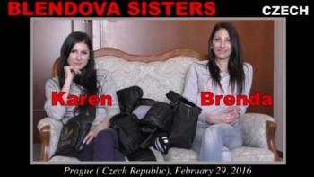 Blendova sisters (Karen Blendova aka Cindy Sweet, Brenda Blendova aka Nicole Sweet) (* Updated * / 03.07.16) 1080p