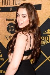 Sophie Simmons - 2016 Maxim Hot 100 Party in LA 7/30/16