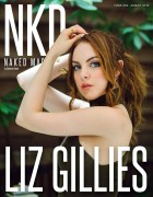 Elizabeth Gillies -            NKD Magazine August 2016.