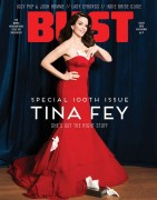 Tina Fey - 'Bust' Magazine (Aug/Sept 2016) Photoshoot by Ramona Rosales - MQ