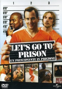 Let's Go to Prison - Un principiante in prigione (2006) DVD9 Copia 1:1 ITA-MULTI