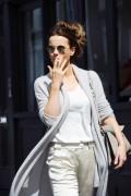 Kate Beckinsale - Shopping in London 8/3/16