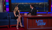 Diane Kruger @ The Late Show with Stephen Colbert | August 5 2016