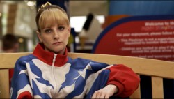 Melissa Rauch stills from 'The Bronze'