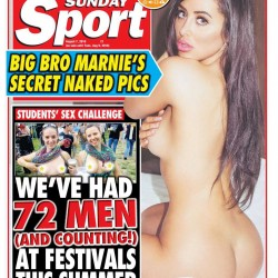 Magazine Sunday Sport – 7 August 2016