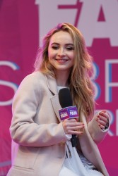 Sabrina Carpenter performs at Disney Channel's Fanfest in Sydney - 8-6-2016 x15